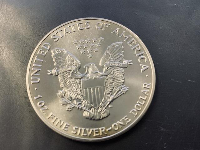 Goldmünze American Eagle