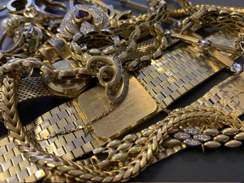 Bruchgold verkaufen