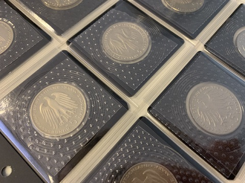 D-Mark Münzen verkaufen