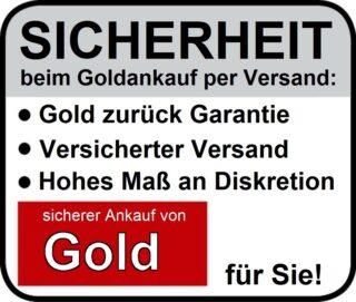 Siegel Goldankauf Online