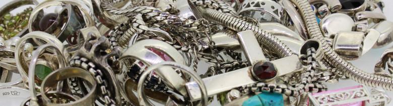 Silberschmuck-Ankauf