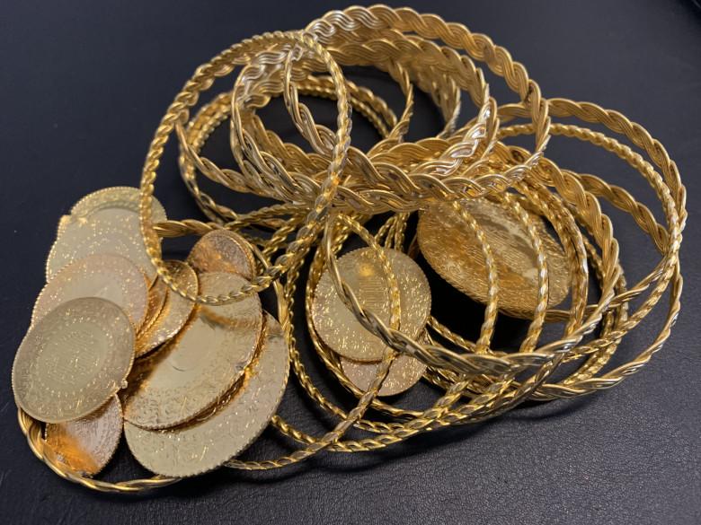 Türkisches Gold